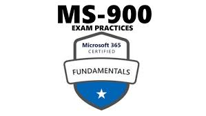 Microsoft MS-900 Exam