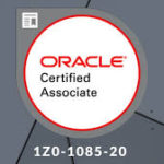 Oracle 1Z0-1085-20 Exam