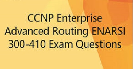 Cisco 300-410 exam